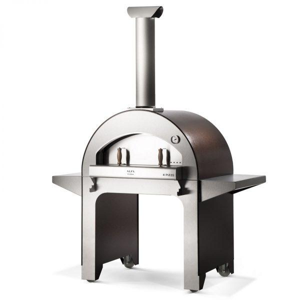 Alfa 4 Pizze forno con base